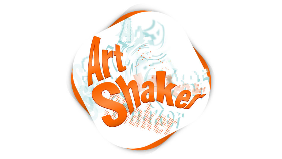 Art Shaker Android App Launcher design